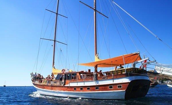 Bodrum Greek Islands Yacht Richmond Vi