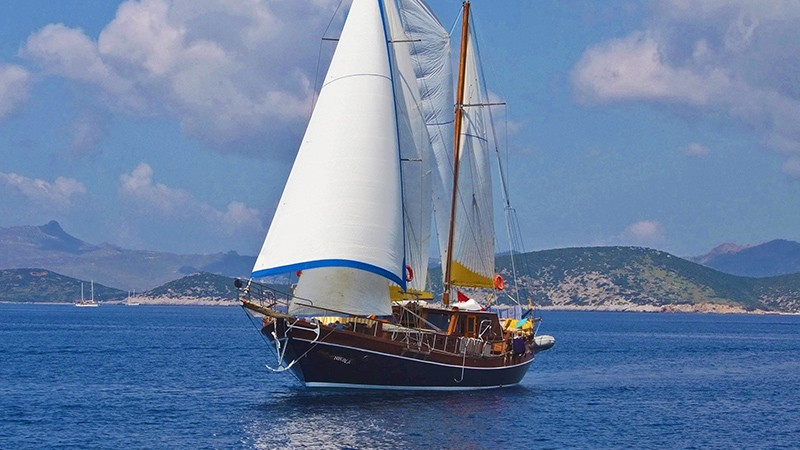 Bodrum to North Greek Islands (Luxury)