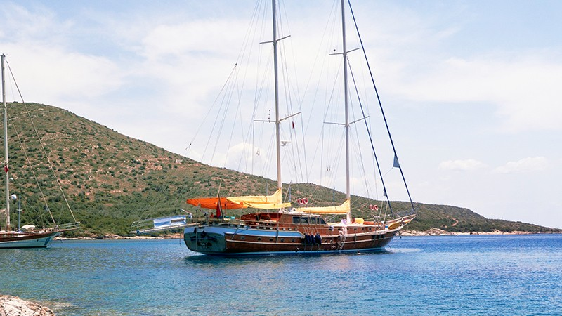 Bodrum to South Greek Islands (Luxury)