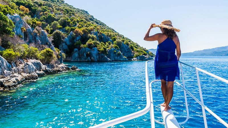 Fethiye to Olympos Mini Cruise