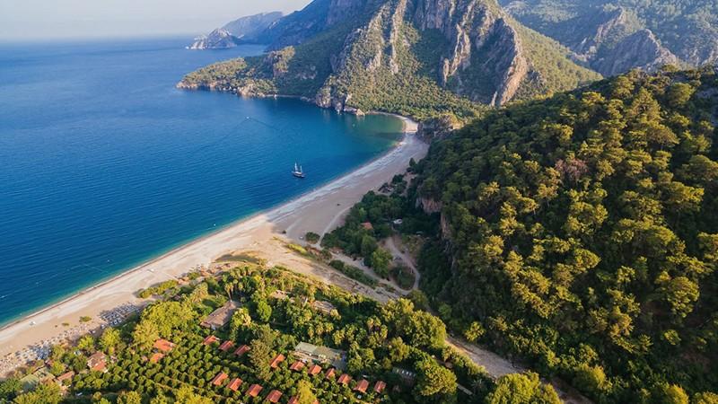 Olympos to Fethiye Mini Cruise