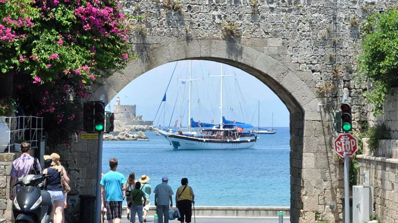 Rhodes to Dodecanese
