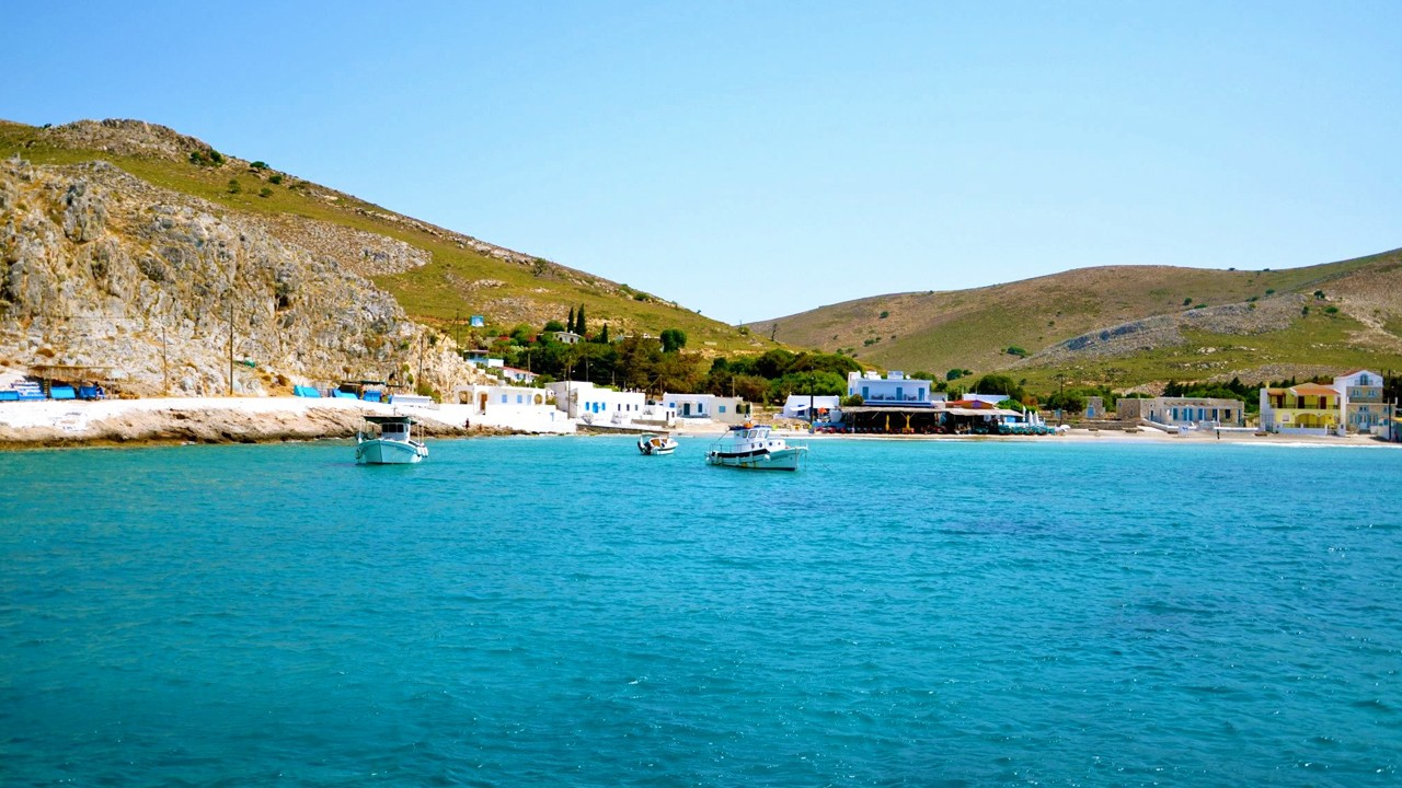 Pserimos Island