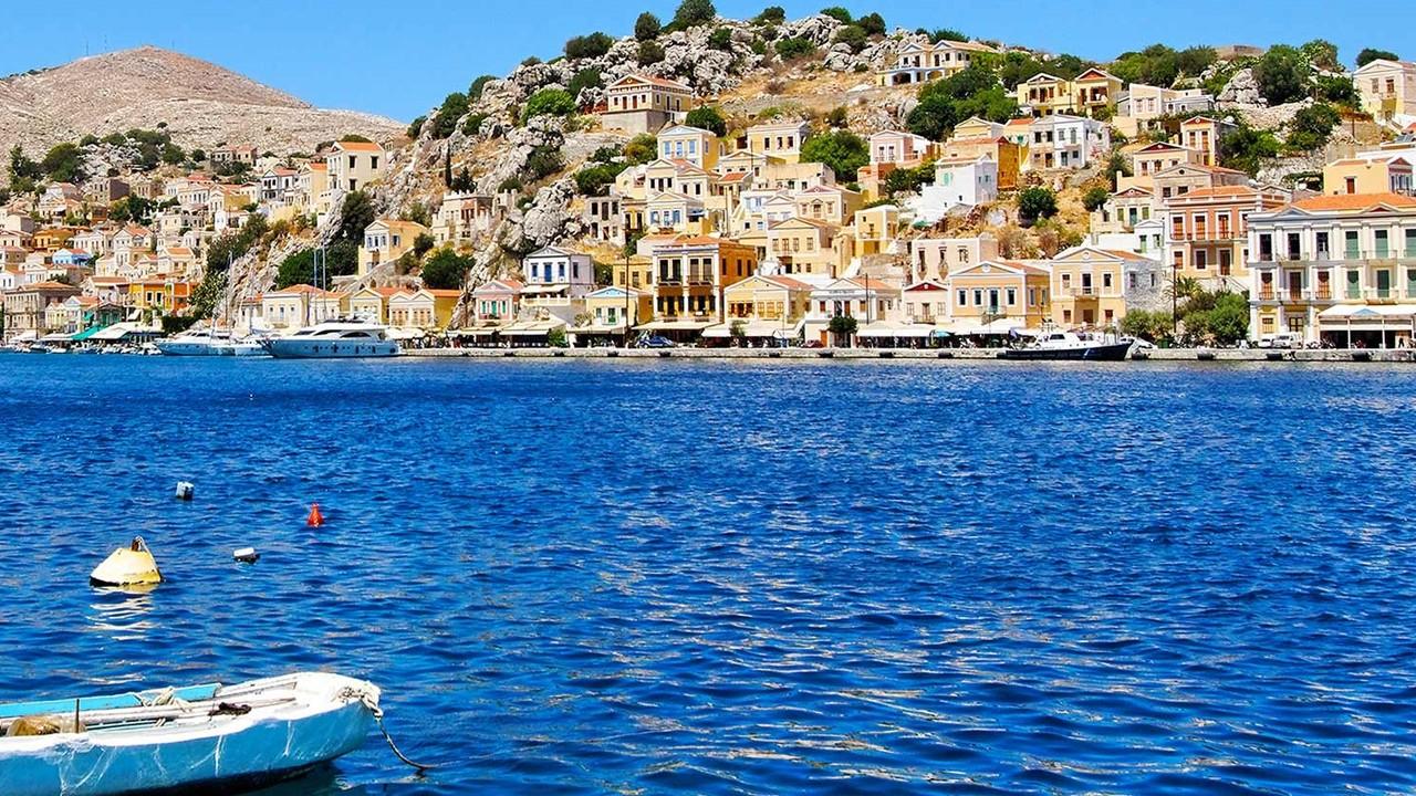 Tilos Island
