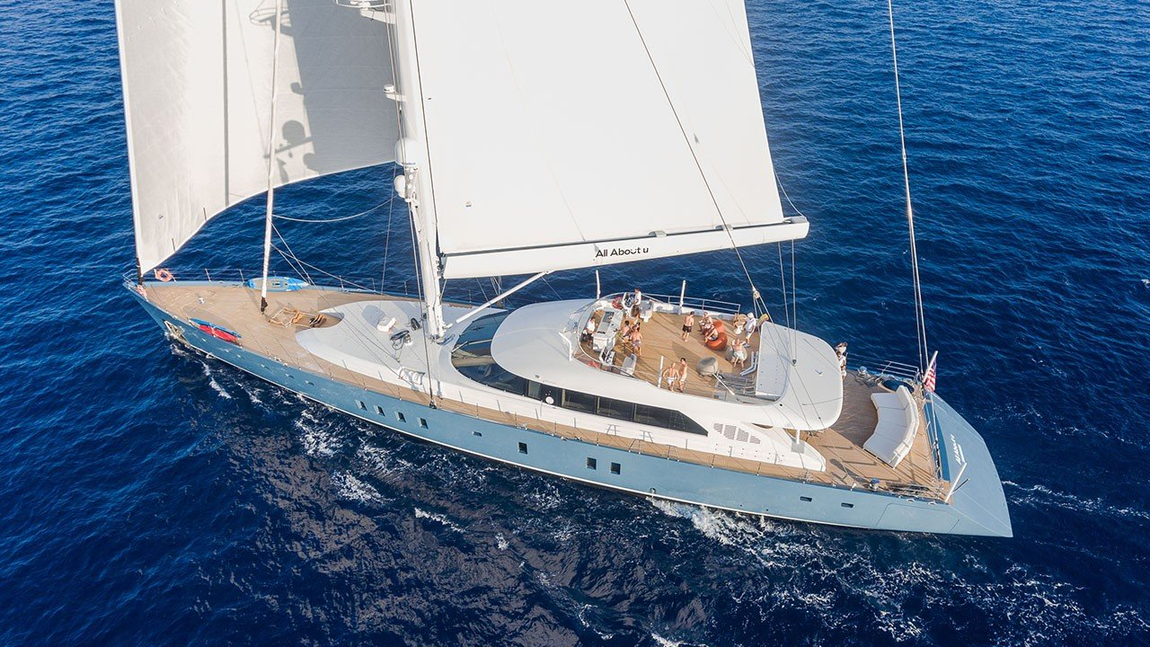 Sailing Yacht All About You