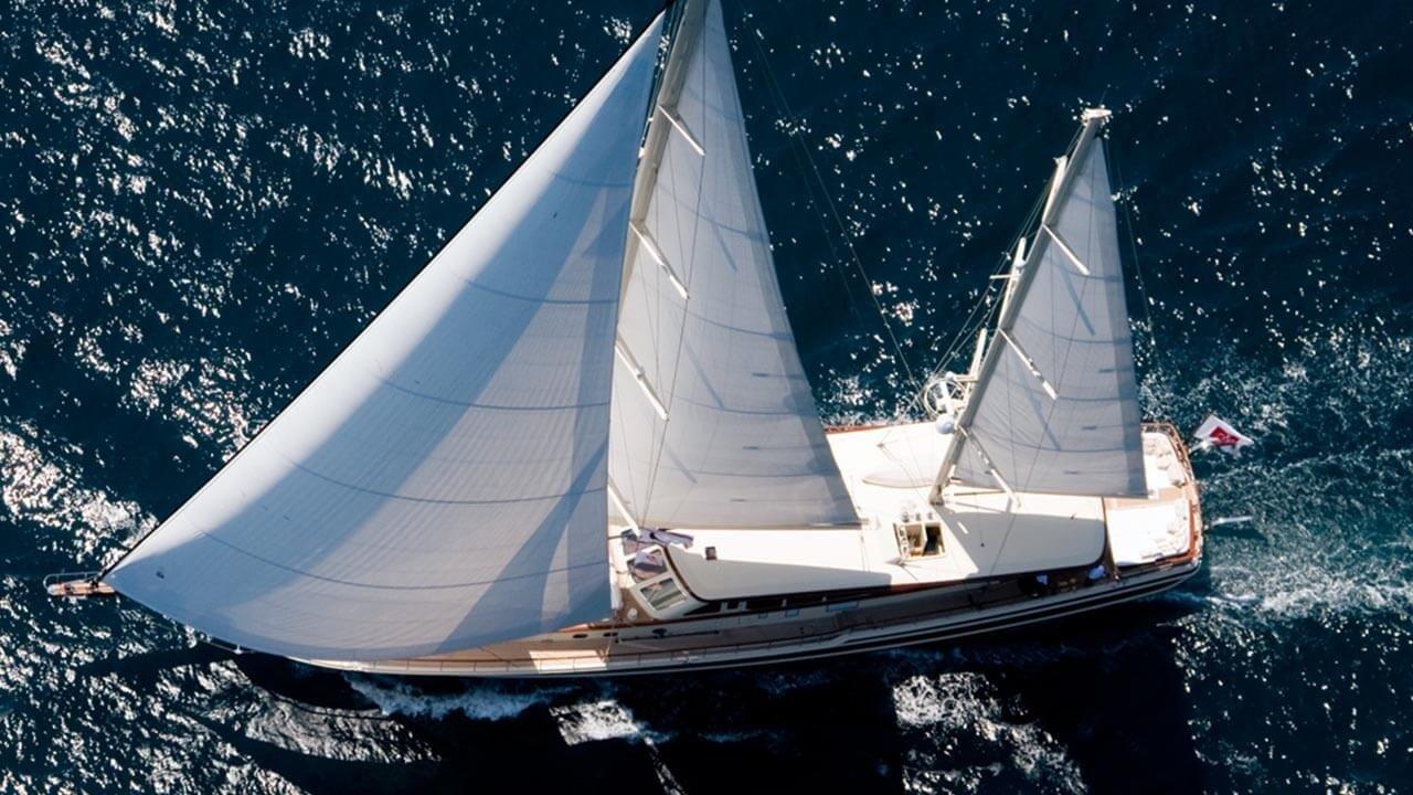 Sailing Yacht Daima