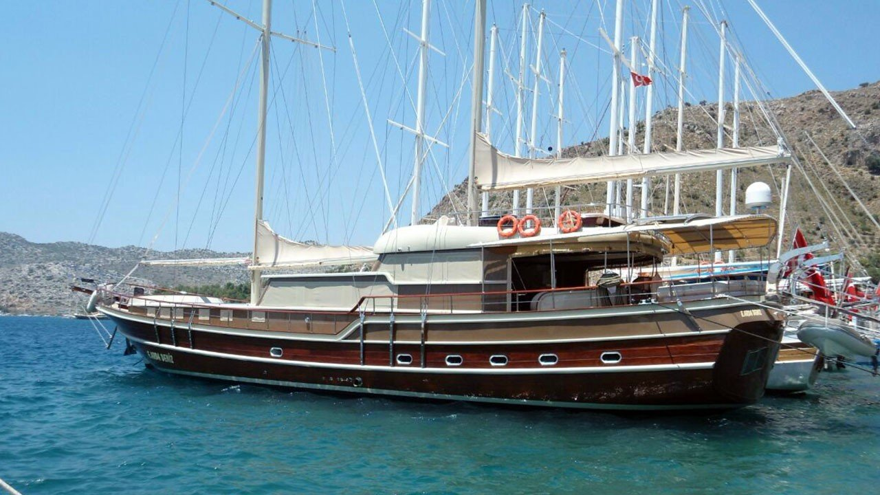 Gulet E.Arda Deniz