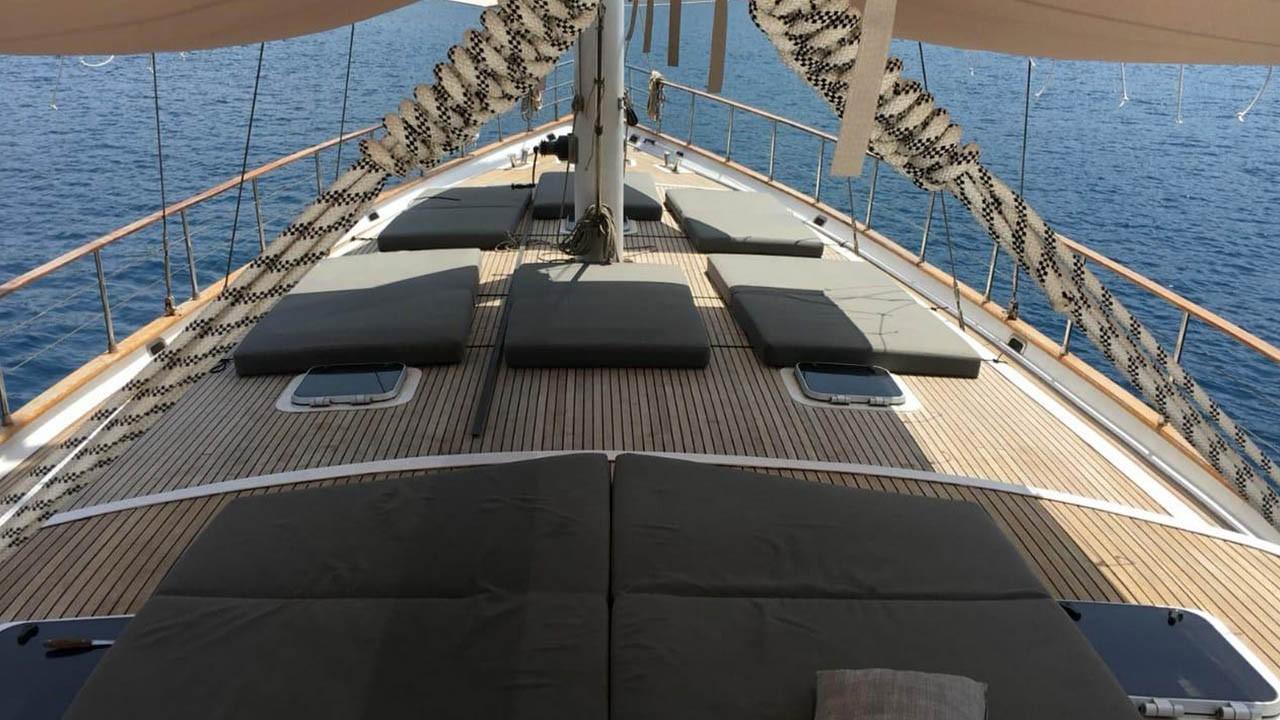 Sailing Yacht Eloa
