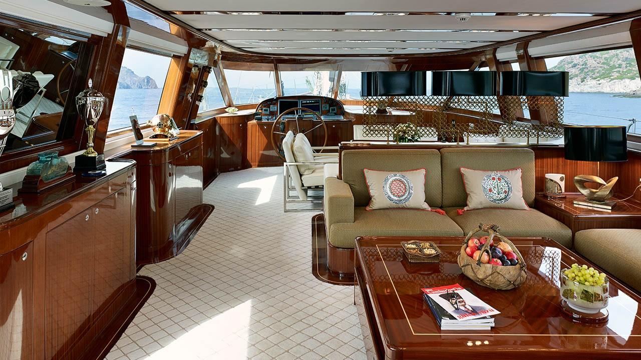 Sailing Yacht Glorious