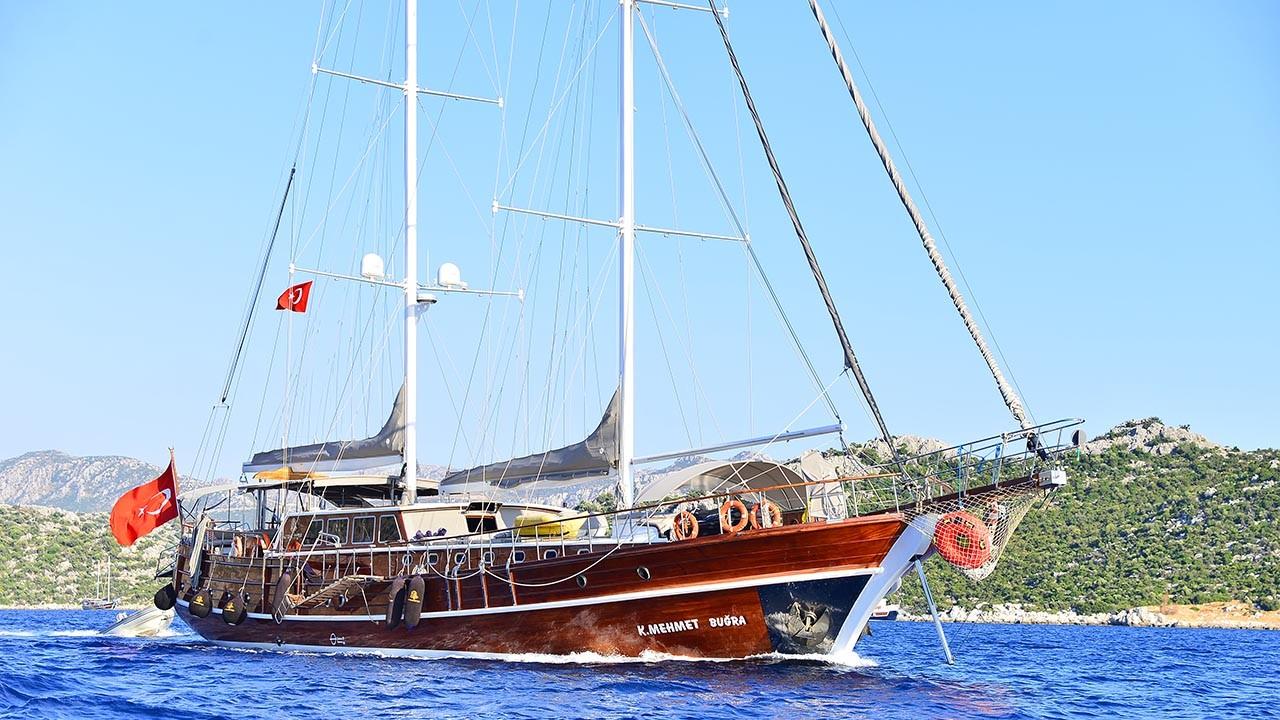 Kaptan Mehmet Bugra