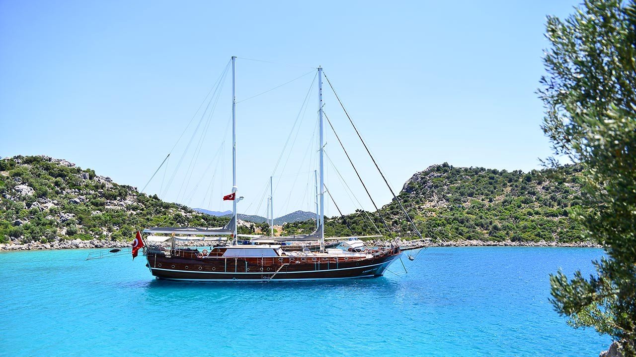 Gulet Kaptan Mehmet Bugra