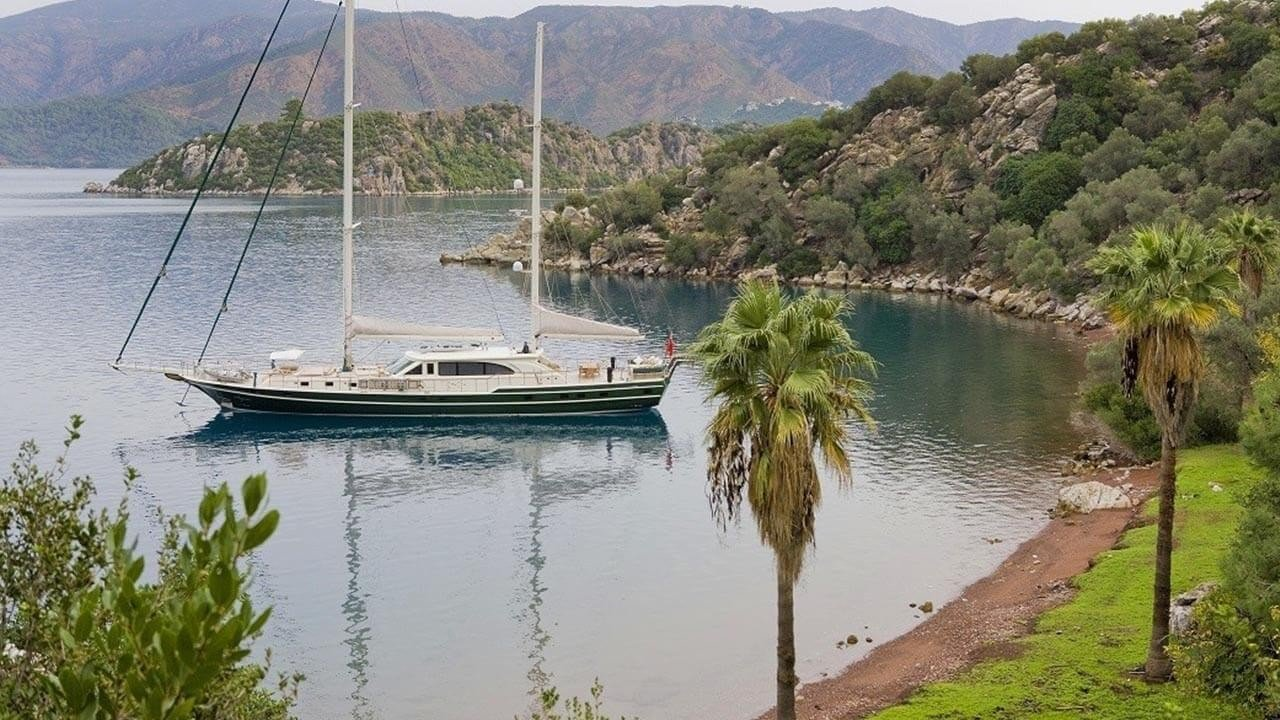 Gulet Sailing Nour