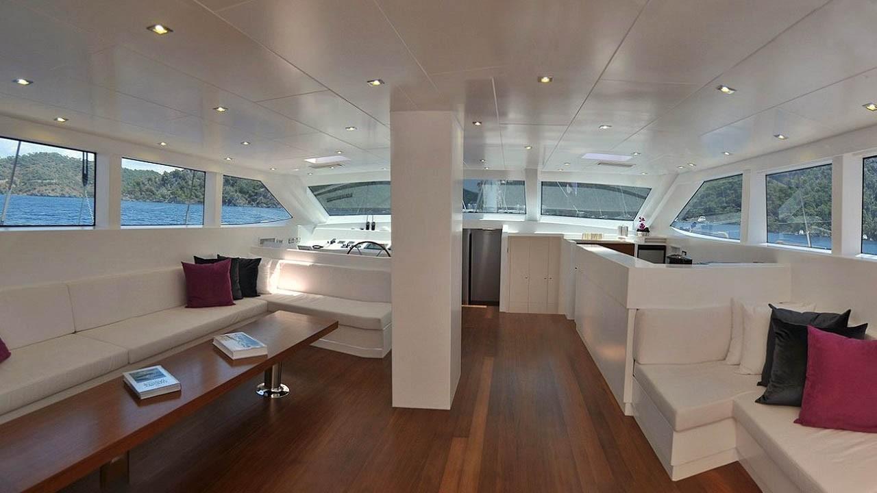 Sailing Yacht Ubi Bene