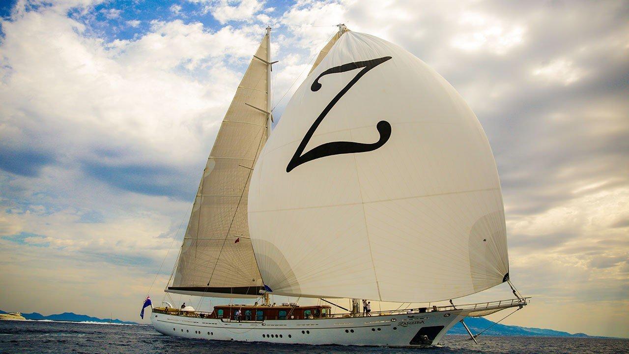 Sailing Yacht Zanziba