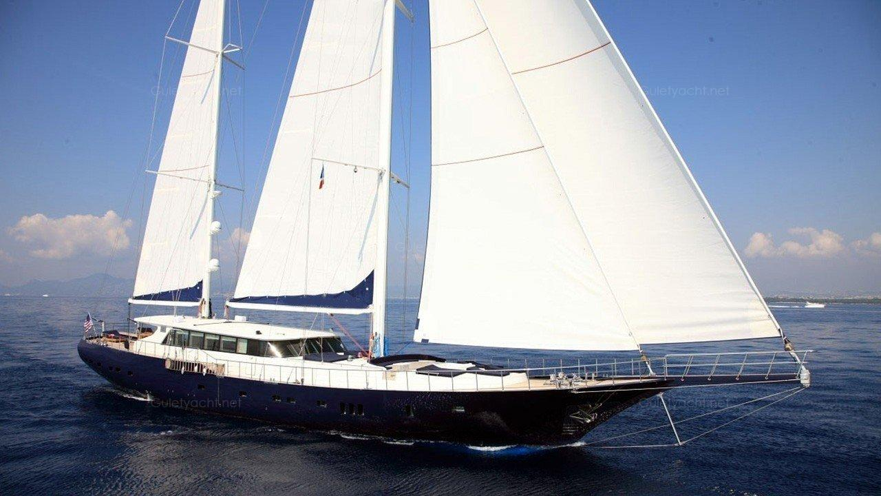 PEM-6 Sailing Yacht