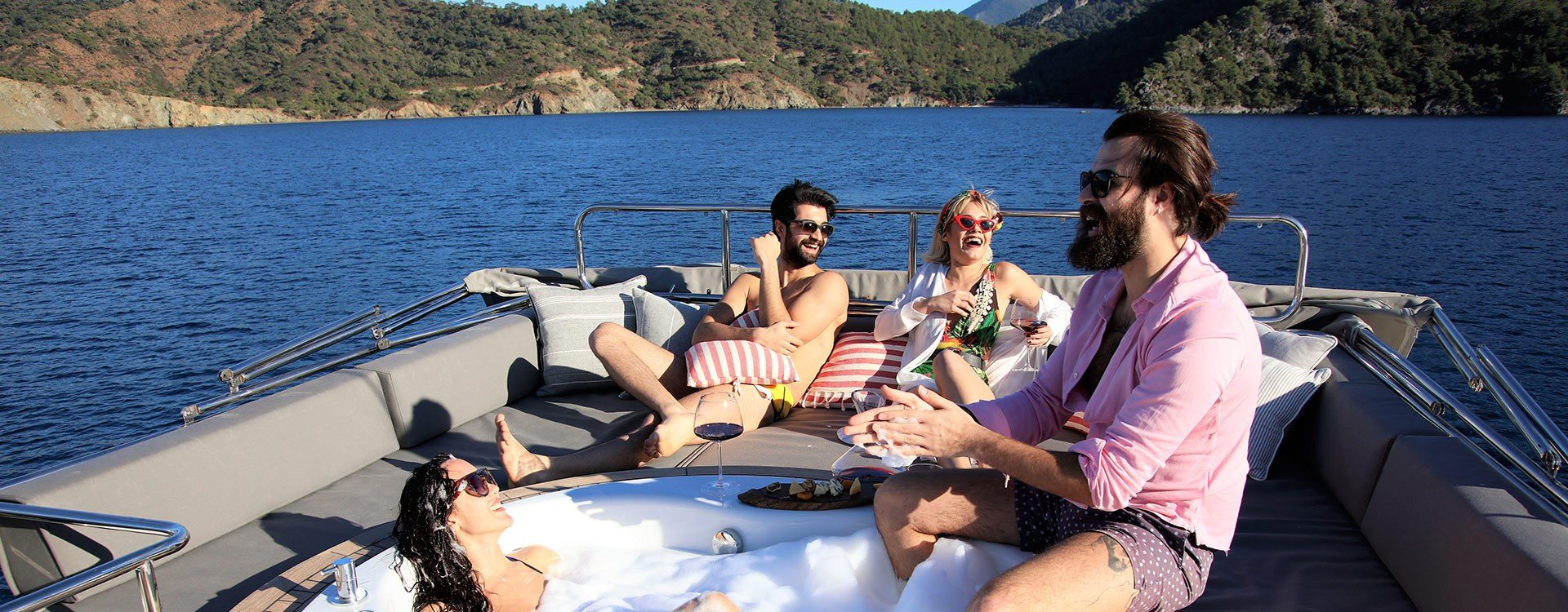 Life on Yachts | Gulet Charter Turkey, Greek Islands and Croatia