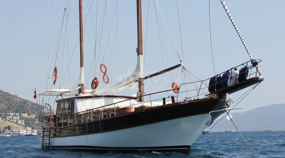Luna Yacht For Charter In Turkey And Greek Islands Gulet