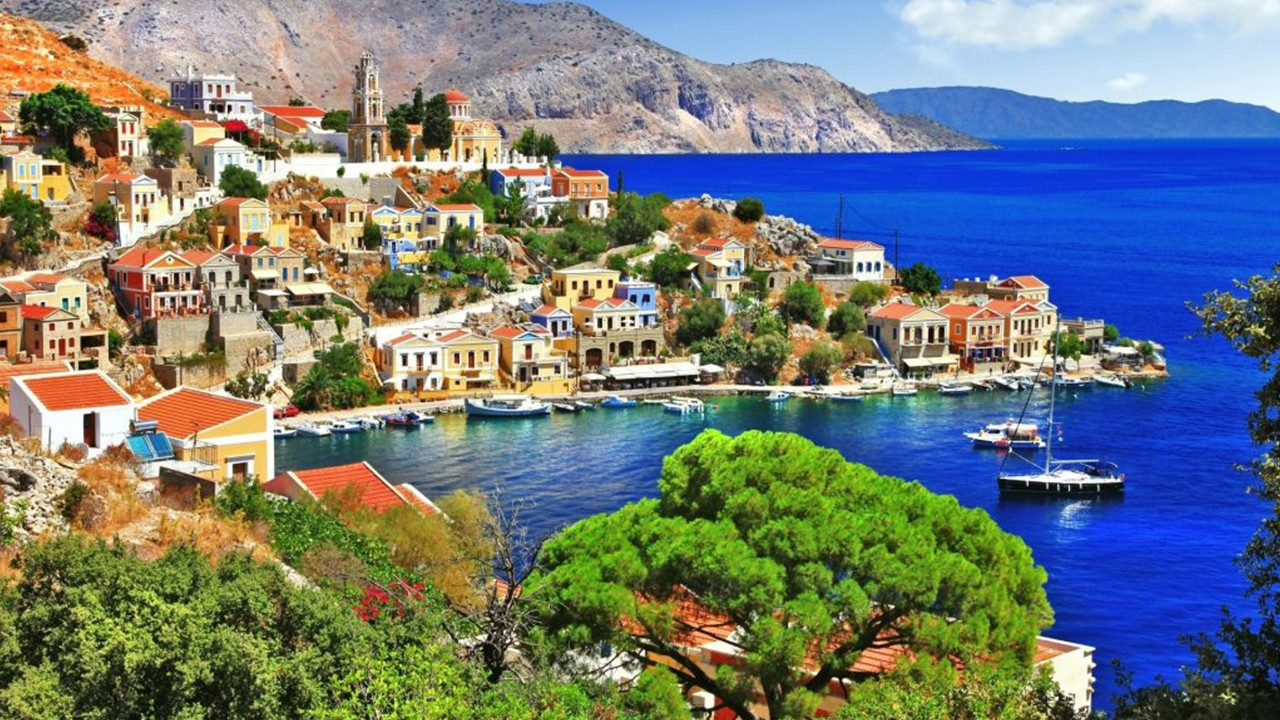 Marmaris to Greek Islands