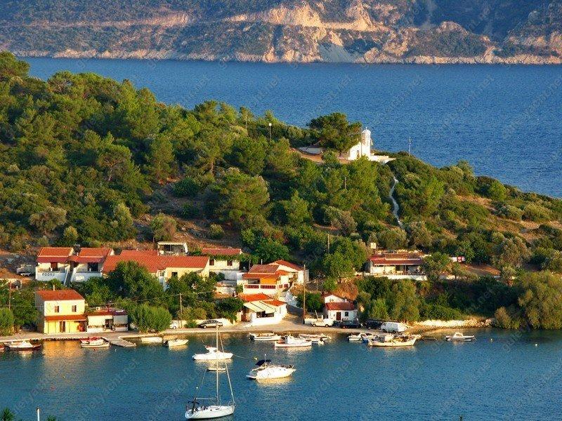 Samos Island Greece  Greek Dodecanese Islands