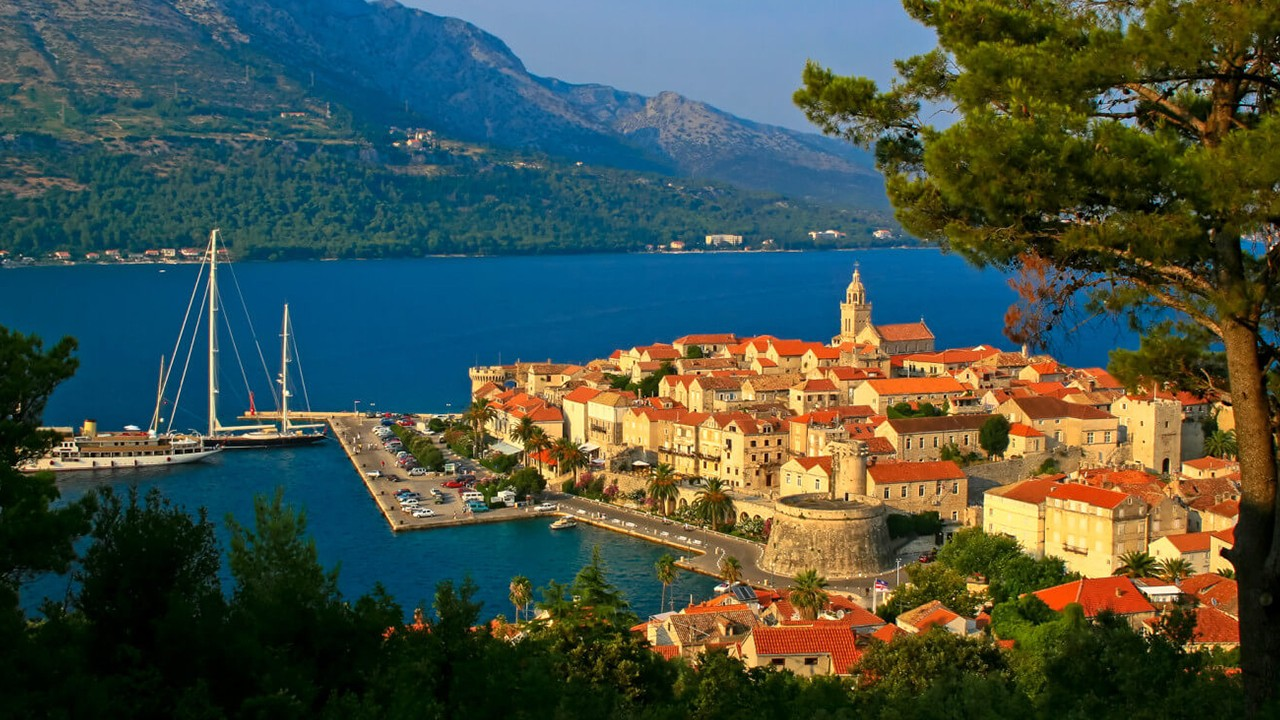 Split to Dubrovnik