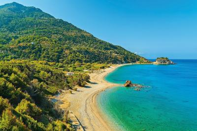 Lemonakia Beach Samos