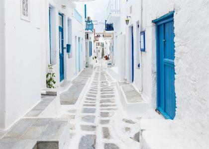 Mykonos White