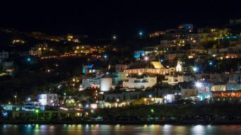 Night In Mykonos