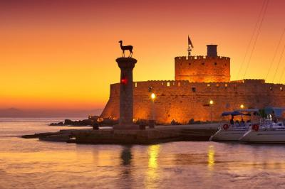 Rhodes Sunset