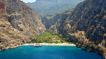 0000 Butterfly Valley Fethiye