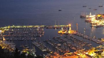 Marmaris Port Night
