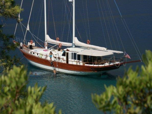 Aegean Pearl Gulet