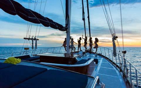 Cabin Charters for Individuals