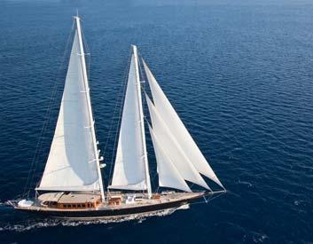 Gulet Yacht Charter in Turkey