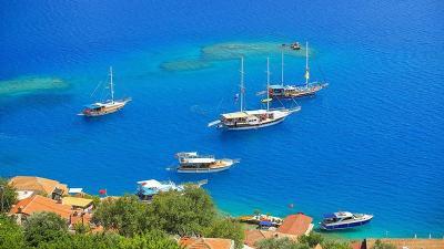 Antalya to Kekova