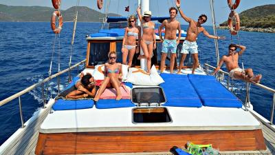 Fethiye to Marmaris Mini Cruise