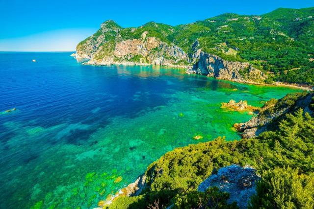 Corfu Bays