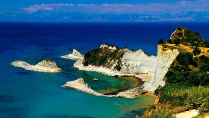 Corfu Blue Cruise