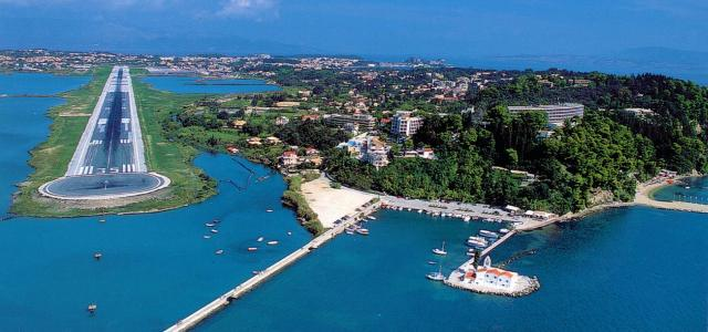 Corfu Island Airport