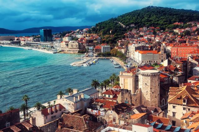 Croatia Split Holiday