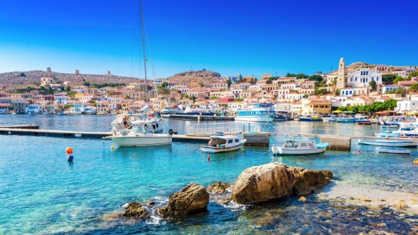 Dodecanese Islands via Marmaris