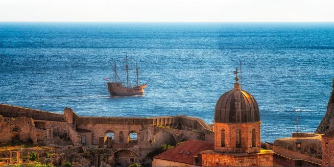Dubrovnik Boat