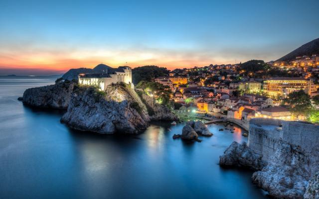 Dubrovnik Lights