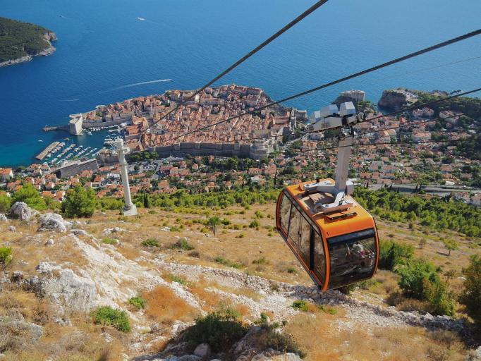 Dubrovnik Mount Srd