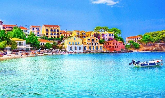 Greek Islands Yacht Charters
