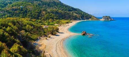 Greek Island Samos