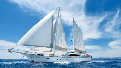 Alessandro Sailing Yacht