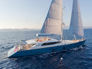 All About You Sailing Yacht