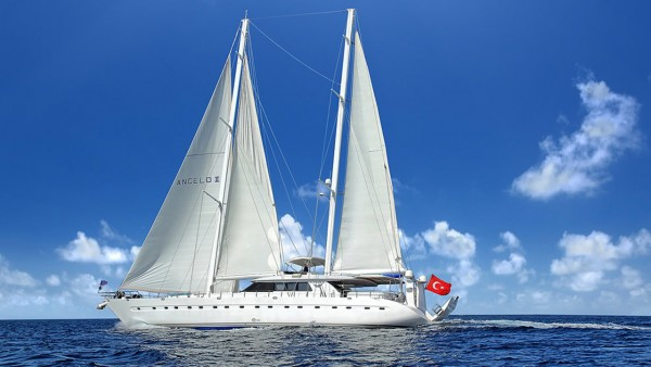 Angelo 2 Sailing Yacht
