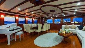 Sailing Yacht Aria I