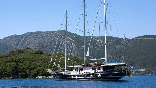 Gulet Artemis (Greece)